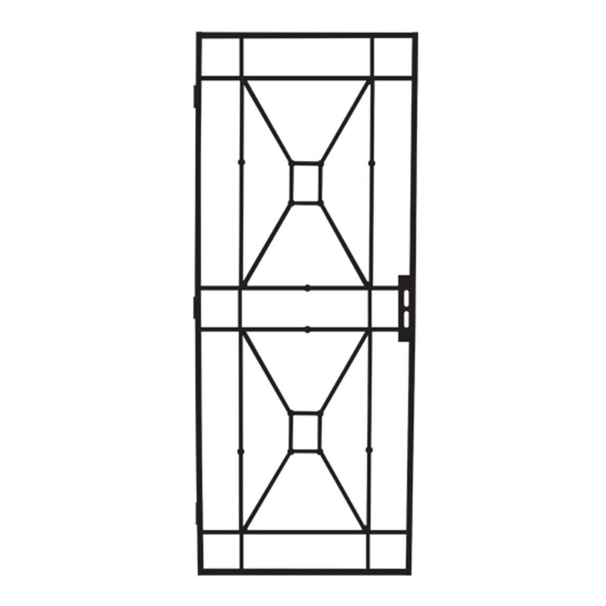 Sutton Screen Door